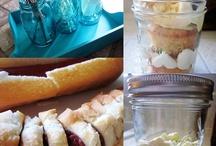 Mason Jar - Food / by Kristin Porter