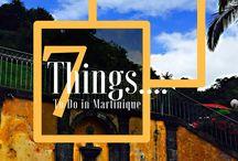 Caribbean islands / The Caribbean, Martinique, Barbados, Jamaica, travel, islands, travel tips, Aruba, couples travel, solo travel