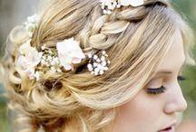 cabelo / Cabelo casamento