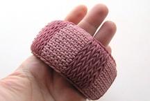 Polymer Clay: Knit