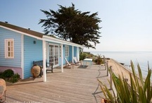 Go nuts for beach huts