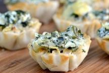 Recipes: Apps / Appetizers. / by Lindsey McCarrell