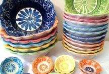 CERAMICS / ceramics, pottery, colour, pattern, clay
