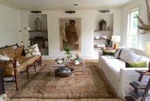 Interior-updating a colonial revival
