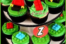 Lego b-day party