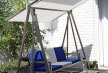 Exklusive Gartenmöbel / Ewig schön: Edelstahlmöbel aus der Hand von Lizzy Heinen Design