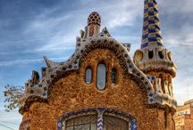 GAUDI / GAUDI AND OTHER CREATIVE CATALANS IN BARCELONA:  https://www.facebook.com/svane.frode/media_set?set=a.284397141622202.67132.100001557546378&type=1