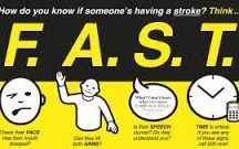 Stroke Awareness / Raising awareness about stroke.