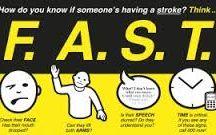 Stroke Awareness / Raising awareness about stroke.