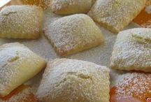 Ravioli dolci ricotta