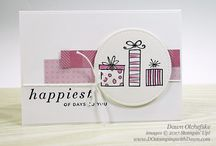 Stampin Up - Happiest of Days