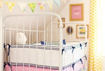 baby room ideas / by Rosina Fortier