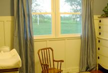 rustuc curtain fronts