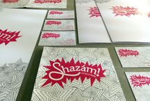 Shazam! y se hizo el diseño / Mi marca personal de diseño