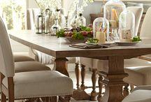 Veľké jedálenske stoly