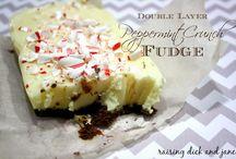 <3 DESSERTS - Fudge