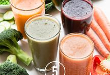 Vegetable smoothies - Best energy boosters, do not underestimate them:-p!