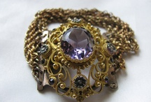 Antique jewelry / by Beth Cartlidge