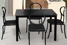 Pack o conjuntos de mesa sillas o taburetes de cocina / Pack de mesa con sillas o taburetes para cocina a precios muy baratos