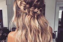 Leah A - Wedding Hair