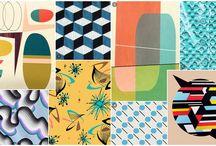 Patterns + Surfaces / Patterns für Fashion + Interior