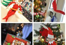 Bernard / Elf on a Shelf / by Jenna Roberts