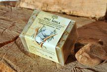 "Natural Handcrafted Soaps ""U Zelené větévky"""