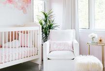 Girls Nursery Decor