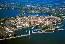 Alemanha-Konstanz- Bodensee / Alemanha-Visitar