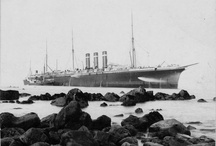 Shipwrecks around the coast of Cornwall and the Isles of Scilly