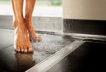 Non Slip Tiles / Creating a safe bathroom or wetroom with a variety of stylish non slip tiles.