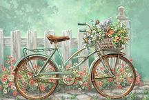 Bisiklet li resimler
