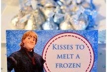 frozen party / by Kori Bales