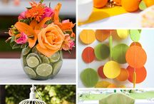 Citrus Themed Summer Party