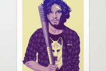 Game of Thrones / by sewzinski