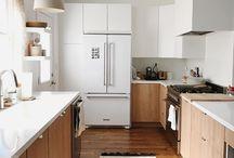 Kitchen - two tones