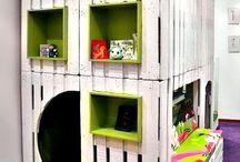 идеи для детской комнаты и площадки