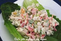 GOBERGE - Salade