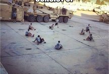 Military Funnies