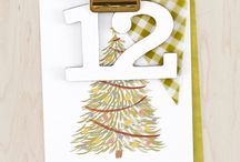 AED 12 Days of Giving 2016 / This holiday season, I am excited to bring back 12 days of designed giving. Follow me on Pinterest and check back each day to reveal a free digital stamp download. May these gifts inspire you to create something special and spirited this season. As an added BONUS, you can enter to WIN a 6 month subscription to my Story Kit™. (Full details in contest pin below)  [The designs featured below are from this year's December Daily® kits, but the free digital gifts are ALL NEW designs!]
