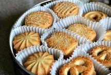 resetas galletas