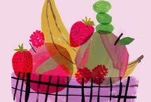 design (food、natural、animal) / by Masamichi Chihira