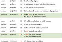 Nederlandes Werkwoorden