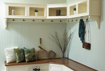 Entryway & Mudrooms / by Michelle Saffeels