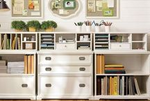 Office/Craft Room Ideas / by Amy Durant