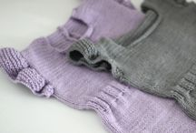Knitting plans...