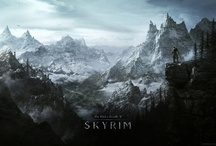 Elder Scrolls V: Skyrim / by Stephanie Deskins