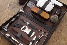 Barber kit for travelers