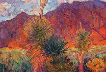 Desert Landcape