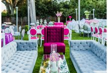 Lounging decor / Events